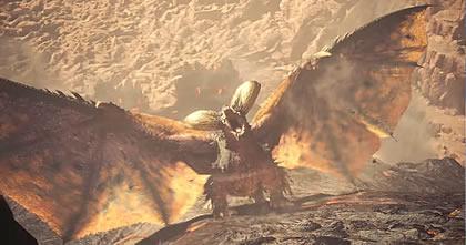 新飛竜種:ネルギガンテの画像