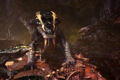 痺賊竜:ドスギルオスの画像