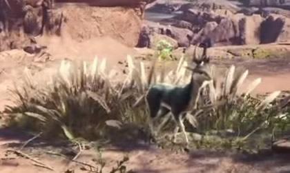 草食種:ケルビの画像