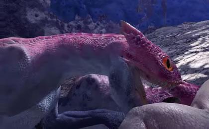 鳥竜種シャムオスの画像