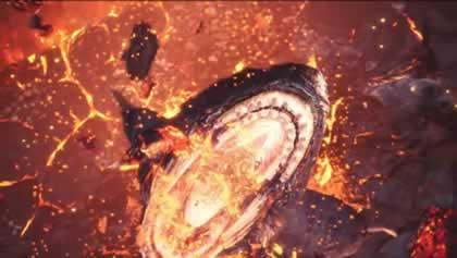溶岩竜:ヴォルガノスの画像