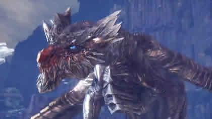 古龍種:鋼龍クシャルダオラの画像