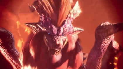 古龍:炎王龍テオ・テスカトルの画像